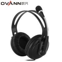 供应欧凡OV-T801 头戴式电脑游戏耳机 游戏耳麦 大耳罩网吧耳机批发