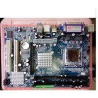供应全新宏硕G41主板775 DDR3 支持塞扬D PD 双核四核775全系列 IDE