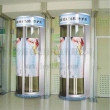 青岛、德州专业生产银行柜员机防护舱厂家,豪华版ATM防护罩,智能型自助银行自动门