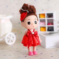 2013新品上市 珍珠领结迷糊娃娃礼物批发 迷糊娃娃挂件RX15-15cm