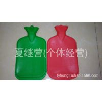 厂家直销怀旧充水热水袋 斜纹热水袋 暖手宝 橡胶注水暖水袋