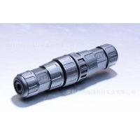防水插头 大功率电缆防水连接器,后接线电缆防水接头 厂家直销