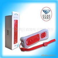 产品供应中   WII 内置加速器右手柄(大红)