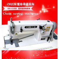 奥玲链式平车 RN-380 RN-380电动平车缝纫机 手套加工设备