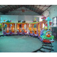 供应轨道游乐设备森林动物火车,***受儿童欢迎的轨道游乐小火车