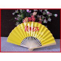 新品上架 专业生产竹扇 礼品扇 广告扇 折扇 定做纸扇