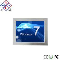 10寸嵌入式无风扇工业平板电脑(PPC-DL010D)
