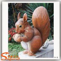 松涛工艺 新品厂家直销 定制玻璃钢雕塑 动物雕塑工艺品摆件 公园绿地景观设计