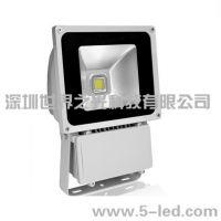 深圳世界之光LED灯生产厂家供应LED泛光灯 80W