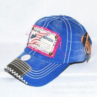 2015春季新款Hard Caps男女士印花贴布棒球帽户外太阳帽运动帽