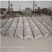波浪丝网除沫器 标准型不锈钢丝网 DN1000-6000 安平上善