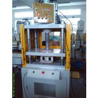 铝制品外壳毛刺冲边机/TM106K压铸件冲边油压机