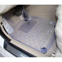 汽车透明脚垫乳胶脚垫通用脚垫5座通用型脚垫