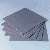 供应透明/米黄色聚逯乙烯板材,灰色PVC板棒