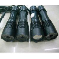 厂家直销 一节5号电池 迷你小强光铝合金手电筒 钓鱼灯 礼品电筒