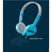 供应台盾301头戴式电脑游戏个人耳机带麦克风耳麦带包装DIY送人 新款