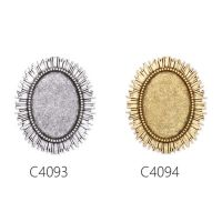 18*25mm时光宝石阳光形状胸针  ZAKKA简约胸针 速卖通淘宝热销款