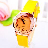 便宜手表现货批发学生时尚数字皮带手表 广州手表批发网 169168