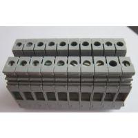 ABB原装正品标准型接线端子M6/8 接线端子螺钉卡箍连接