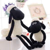 小号32厘米毛绒超可爱肖恩小羊多功能书包 孩子生日礼物优质选择
