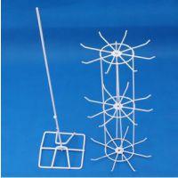 双层铁艺展示架 手机壳饰品挂件架 小东西首饰架展示架 可旋转