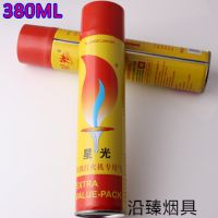 380ML打火机气体 大瓶打火机充气气体 打火机专用气体 点火枪气体