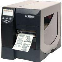 供应深圳条码打印机 耐用性工业级打印机zm400标签打印机