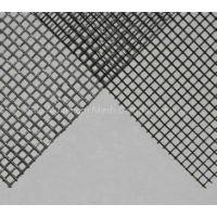 Black Anti-pet Aluminum Security Screen Mesh