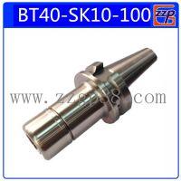 供应BT40-SK10-100高速铣刀柄 台湾NDK原装正品 质量保证 中正冠品