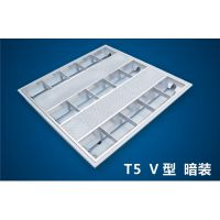 出厂价格批发小牛人嵌入式600*600规格一体化LED格栅灯盘3*9W工程LED格栅灯