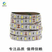 中山厂家直销60珠12V普亮5630/5730LED软灯条 专注品质 两年质保