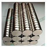 稀土永磁 钕铁硼 强力磁铁25X5MM 吸铁石 强磁 圆形 25*5MM 磁铁