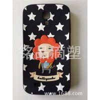 Iphone5/5s手机套 软硅胶卡通保护套批发 创意手机套 饰品