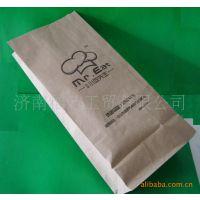 供应食品级方底牛皮纸袋/淋膜纸袋/防油纸袋    12.06