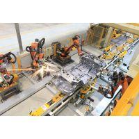 张家港焊接机器人抗弧光安全光栅