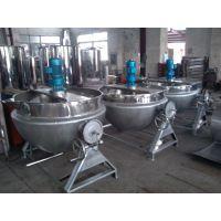 厂家供应电加热夹层锅 蒸汽夹层锅 燃气夹层锅