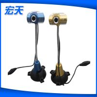 供应热销推荐 优质电脑摄像头 带麦摄像头 5P高清USB台式机摄像头