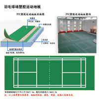 室内PVC运动地板_亚强体育PVC运动地板(图)_PVC运动地板材料