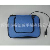 深圳箱包厂 专业生产 420D 发热片保温工具包 轻巧 工具包