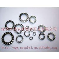 供应不锈钢外锯齿垫圈M2-M31规格,广东深圳生产厂家直销