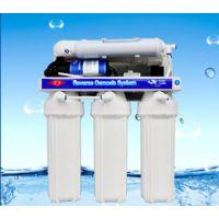 50G自冲机 家用纯水机 橱下纯水机 净水机 反渗透设备 原水处理设备 国内生产厂家