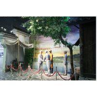 供应民宿展览馆、展厅、博物馆场景沙盘