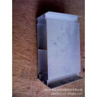 供应60屏风铝合金/优质批发屏风铝材/推拉窗铝合金门窗型材