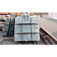 海宏水工结构简单密封性好钢制方拍门