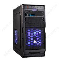 金河田机箱 SMART G2 台式机电脑空箱 办公游戏USB3.0支持走背