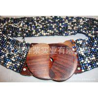[厂家直销]彩珠编织腰带 串珠腰带 珠织腰带 珠绣腰带 珠编腰带