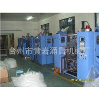 厂家生产销售 YC---55B双工位塑料中空吹塑机 半自动60储料吹塑机