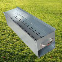 1米5户外木炭冷轧板商用铁制烧烤炉子厂家直销批发加厚新款烧烤架