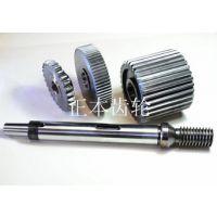 4508自动攻牙机配件生产厂家 正本齿轮