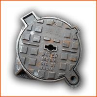 出口重型D400球墨铸铁井盖 厂家销售 价格***低